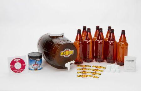 Kit completo para hacer cerveza Mr Beer Premium