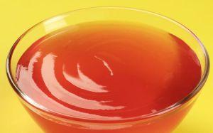 Gelatina de pacharán