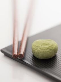 wasabi en pasta