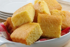 Pan de maíz (corn bread)