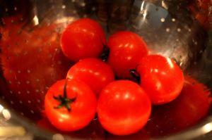 Puré de tomate asado