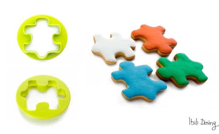 corta galletas puzzle
