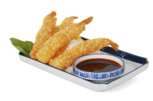 Salsa tempura