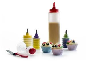 Set Cupcakes de luxe