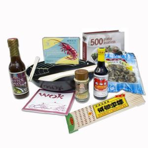 Kit de cocina asiática