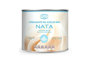 Base de helado de nata