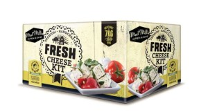 Kit queso fresco mad mille
