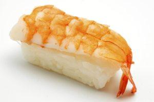 Sushi Amaebi