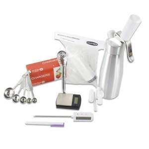 Kit herramientas cocina moderna