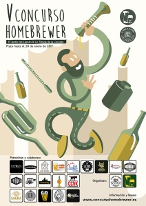 Concurso Homebrewer