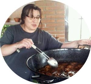 Silvia de Mis Cosillas de Cocina.