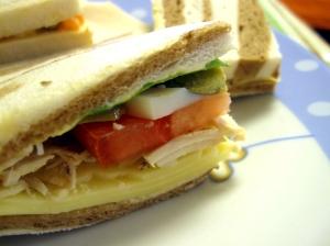 Sandwich. Fuente: Morgue File