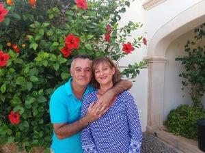 Pedro y Yolanda