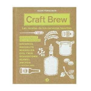 Craft Brew - Libro de recetas de cerveza