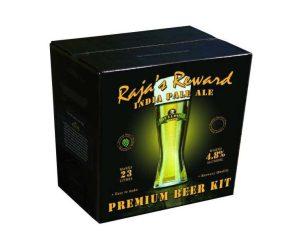 Kit para hacer cerveza IPA - 23 l Bulldog