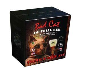 Kit para hacer cerveza Imperial Red - 23 l Bulldog