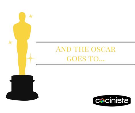 And the Oscar goesto…