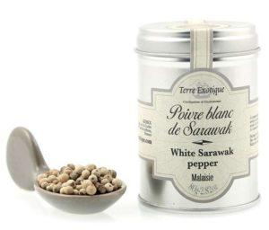 Pimienta blanca de Sarawak