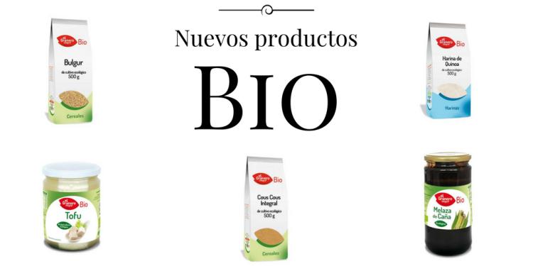 Productos Bio Tienda Cocinista