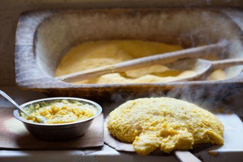 polenta simple