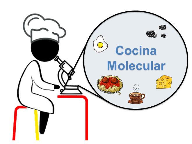 Divulgar la ciencia a trav s de la cocina blog de cocinista for Caracteristicas de la cocina molecular